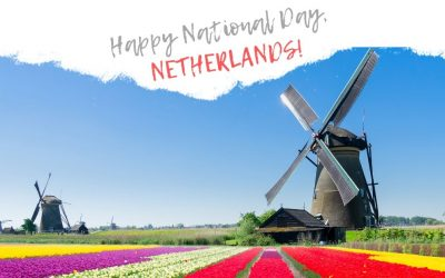 Happy National Day, Netherlands!