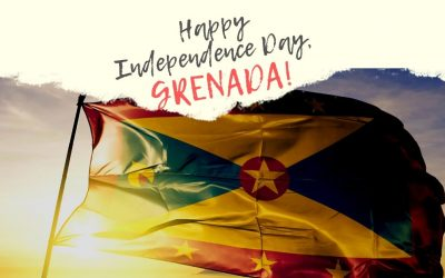 Happy Independence Day, Grenada!