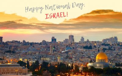 Happy National Day, Israel!