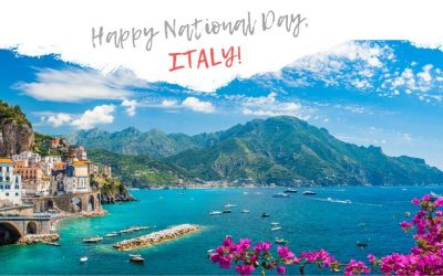 Happy National Day, Italy