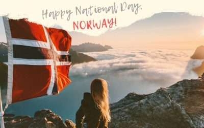 Happy National Day, Norway!